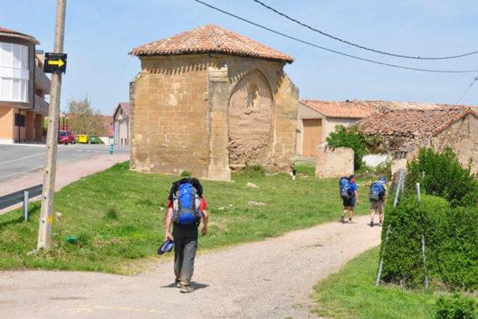 ermita de los judios camino de santiago