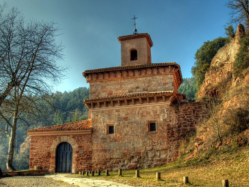 monasterio de suso san millan