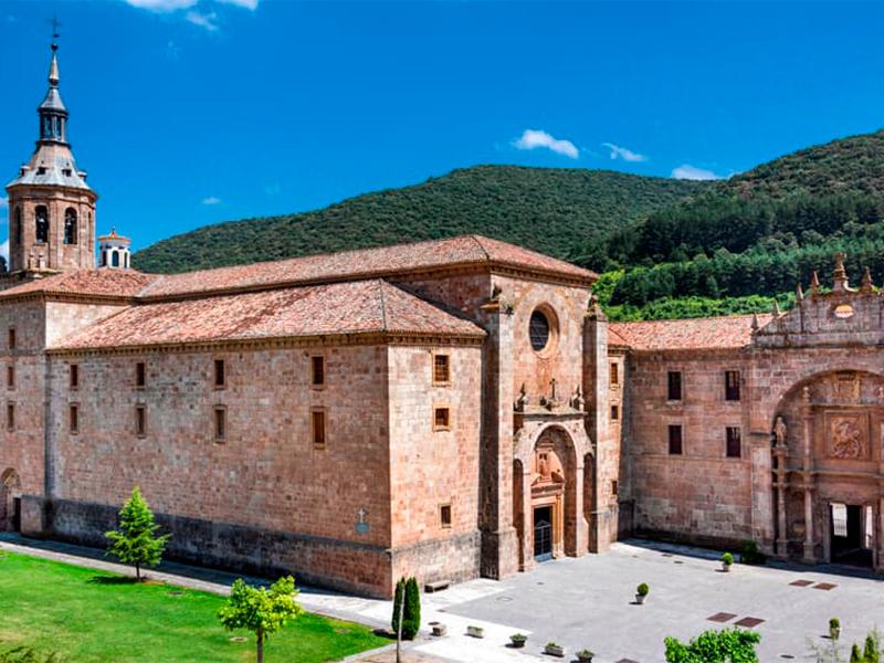 monasterio de yuso san millan